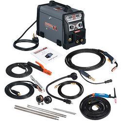 AMICO 165 Amp MIG Wire Feeder/Flux Cored, TIG Torch Stick Ar
