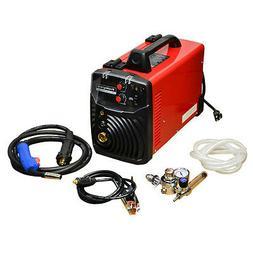 30 - 140 Amp Inverter IGBT Mig Wire Feed Gas / No Gas Welder