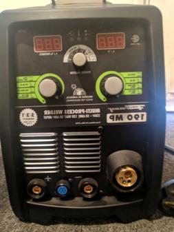 Forney 324 190-Amp MIG/Stick/TIG Multi-Process Welder 120/23