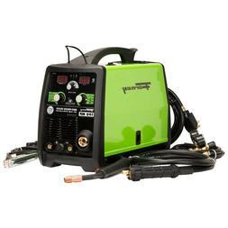 Forney 324 190-Amp MIG/Stick/TIG Multi-Process Welder, 120/2
