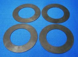 4 NITRILE Fits Lincoln Welder Fuel Gas Tank Neck Seal Sa200