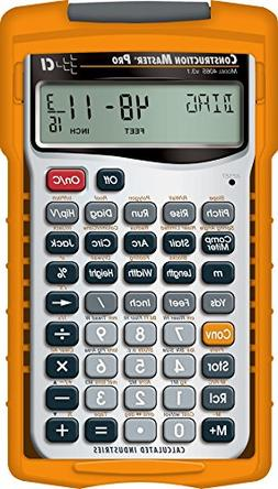 Calculated Industries 4065 Construction Master Pro Advanced