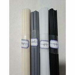 40PCS Arc Welding Equipment Plastic Welding Rods ABS/PP/PVC/
