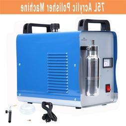 75L Oxygen Hydrogen H2O Gas Flame Generator Torch Acrylic Po
