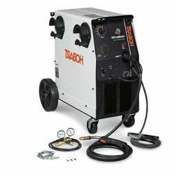 Hobart 500536 Ironman 230 MIG Welder With Wheel Kit & Cylind