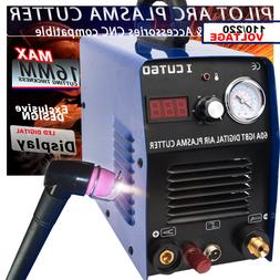 50A Plasma cutter 200A tig/mma welder welding machine & comp