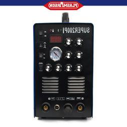 50A Plasma Cutter Welding Machine 200A AC/DC PULSE TIG/MMA A