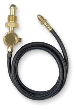 Hobart 770657 Fixed Flow Welding Regulator For IronMan or Ha