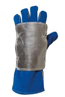 Hobart 770712 Aluminized Back Hand Pad