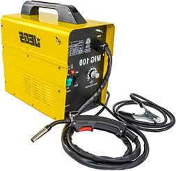 JEGS Performance Products 81540 MIG 100 Gasless Welder 110V