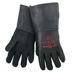 Tillman 875 LARGE Stick Welding Gloves Black ONYX Top Grain