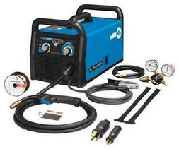 MILLER ELECTRIC 907614 Portable MIG Welder, Millermatic 211