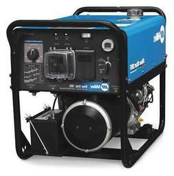 MILLER ELECTRIC 907664 Engine Driven Welder, Blue Star 185 S