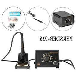 936+ 110V Electric Rework Soldering Station Iron Welding Too