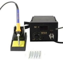 937D+ Electric Iron Soldering Station SMD Welder Welding w S