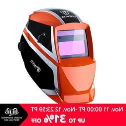DEKO Solar Auto Darkening Welding Helmet Tig Mig Arc Mask Gr