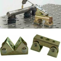 Adjustable Magnetic V Pad Welding Clamps Fixture Holder Stro