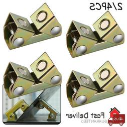 Adjustable Magnetic Welding Clamps V Type Pads Fixture Holde