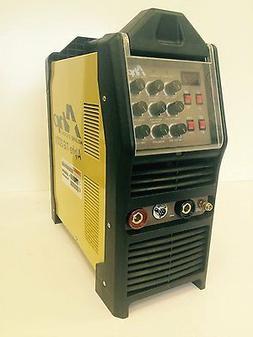 AHP AlphaTIG 201XD 200-Amp IGBT Pulse AC DC Tig/Stick Welder