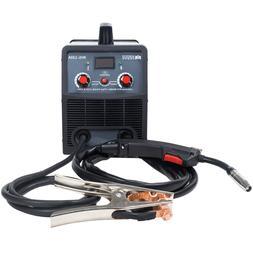 AMICO MIG-130, 130 Amp Flux Cored Gasless MIG Welder, 110/23