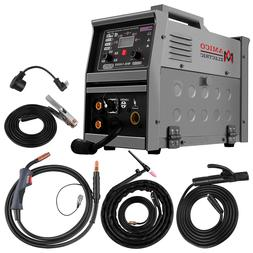 Amico MIG-140GS 5-in-1 Combo 140A MIG/MAG/Flux-cored/Lift-TI