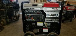AMP Triplex 9200 3 in 1 generator welder & air compressor po