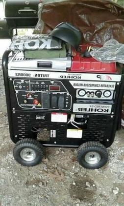 AMP TRITON 9000RS 3 in 1 Generator/Compressor/Welder