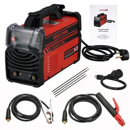 ARC-160D 160 Amp Stick ARC DC Inverter Welder, 110V & 230V D