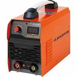 SUNGOLDPOWER ARC MMA 200A Welder Dual 110V 220V IGBT Hot Sta