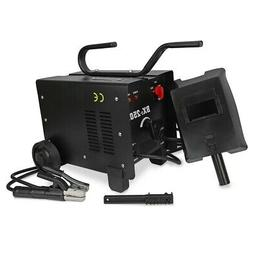 ARC Welder 110 / 220V AC Welding Machine 250 Amp Wheel with