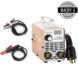 HITBOX ARC Welder 200A Stick DC 220V Inverter Welding Machin
