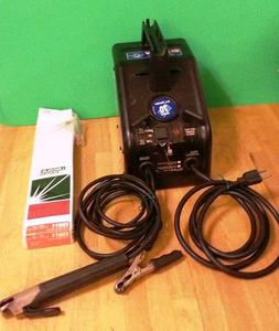 Campbell Hausfeld Arc Welder ws0970 70 amps + Lincoln Electr