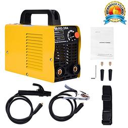 ARC Welding Machine, 110V, 200Amp Power, IGBT AC DC Beginner