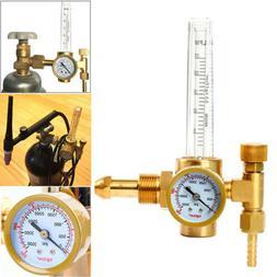 Argon & CO2 Mig Tig Flow Meter Regulator Weld Gauge Gas Weld