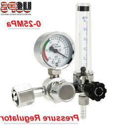 Argon & CO2 Mig Tig Flow Meter Regulator Weld Gauge Gas Weld