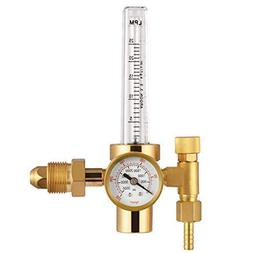 Argon CO2 Mig Tig Flow Meter Welding Weld Regulator Gauge Ga