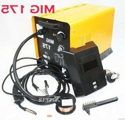 Auto Welder Fabrication  MIG 175 160AMP 110V Mag Flux Core W
