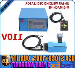 Automatic Linear Type Welding Equipment Auto Welding Oscilla