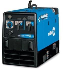 Miller Bobcat 3 Phase Engine Drive Welder / Generator - 9075