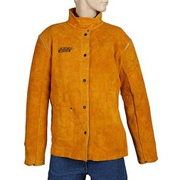 Lincoln Electric Brown XX-Large Flame-Resistant Heavy Duty L