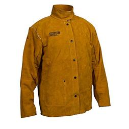 Lincoln Electric Brown X-Large Flame-Resistant Heavy Duty Le