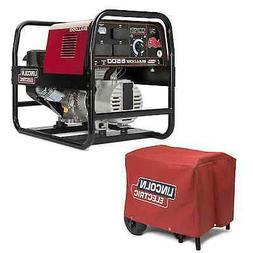 LINCOLN BULLDOG 5500 AC WELDER / GENERATOR  K2708-2