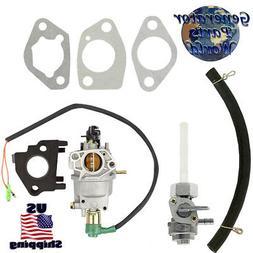 Powermax Carburetor w/ Solenoid & Petcock XP4000WGE 3500 400