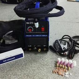 CT312 110V TIG/MMA Welder + Plasma Cutter 3in1 Welding Machi
