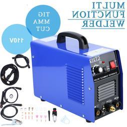 CT312 110V TIG/MMA Welder Plasma Cutter 3 In 1 Welding Machi