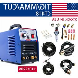 CT312 TIG/MMA/Cut 3IN1 Air Plasma Cutter Welder Welding Mach