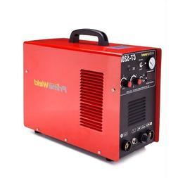 ct520d 50 amps plasma cutter 200 amps