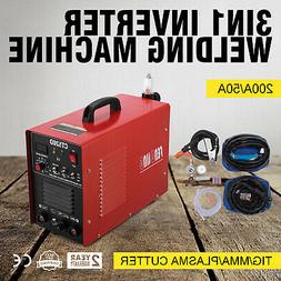 Plasma Cutter & DC TIG/ Stick Welder 3 in 1 CT520D Multi Pro