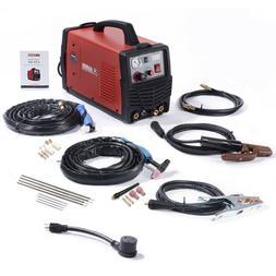 CTS-160, 30A Plasma Cutter, 160A TIG Stick Arc DC Welder, 3-
