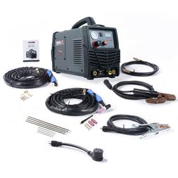 CTS-180 Combo 40A Plasma Cutter, 180A TIG Torch/Stick/Arc We